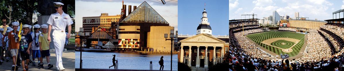 Baltimore Student Extended Travel Tours Bannner