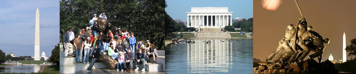 DC Student Extended Travel Tours Bannner
