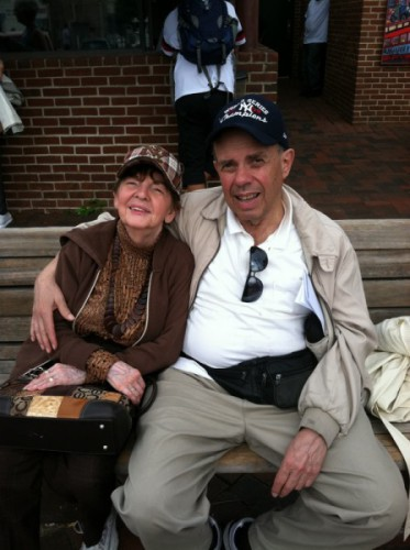 Ralph and Maria Charms of the Chesapeake NY