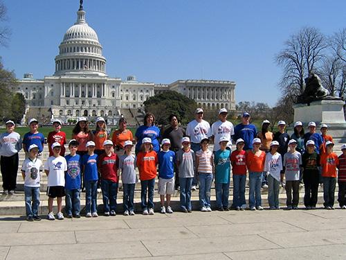 Student Tour Group Travel Washington DC